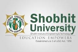 SHOBHIT UNIVERSITY - MEERUT 1